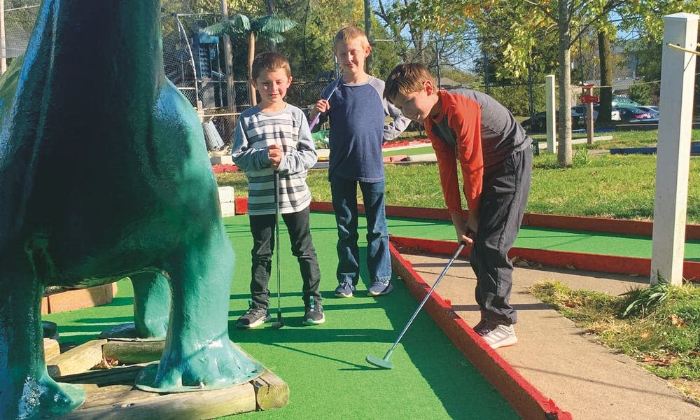 Fun Aacre Golf
