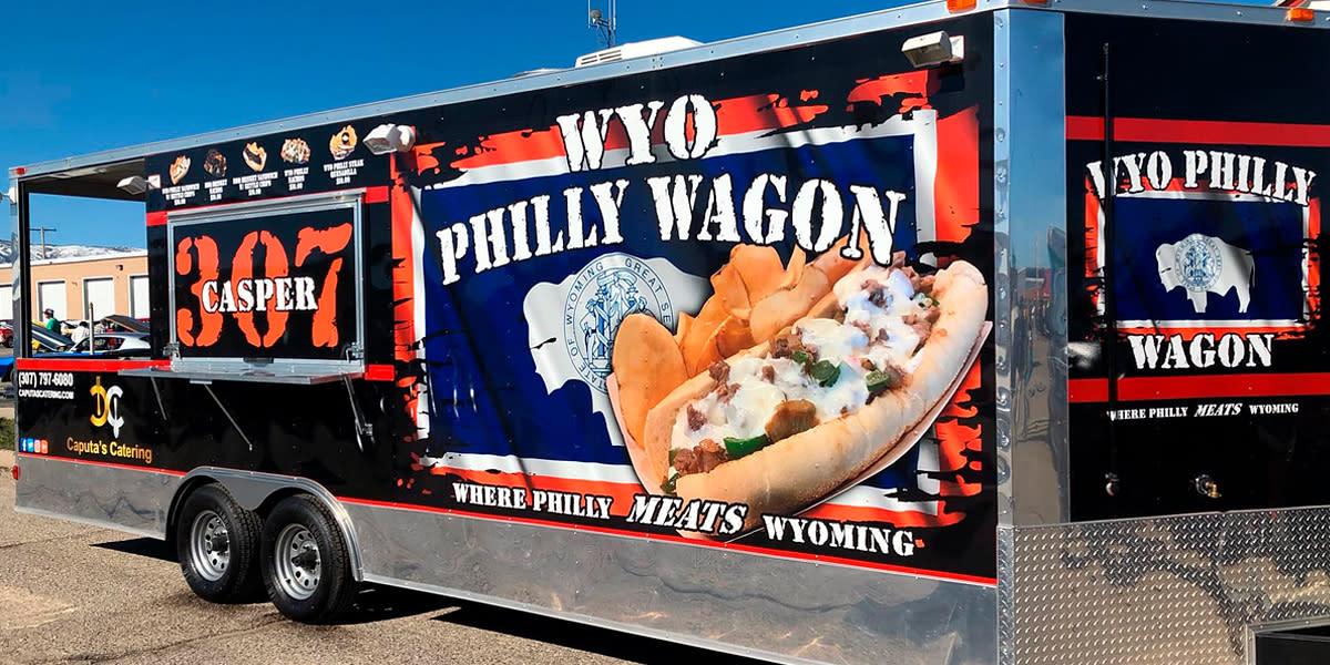 WYO Philly Wagon