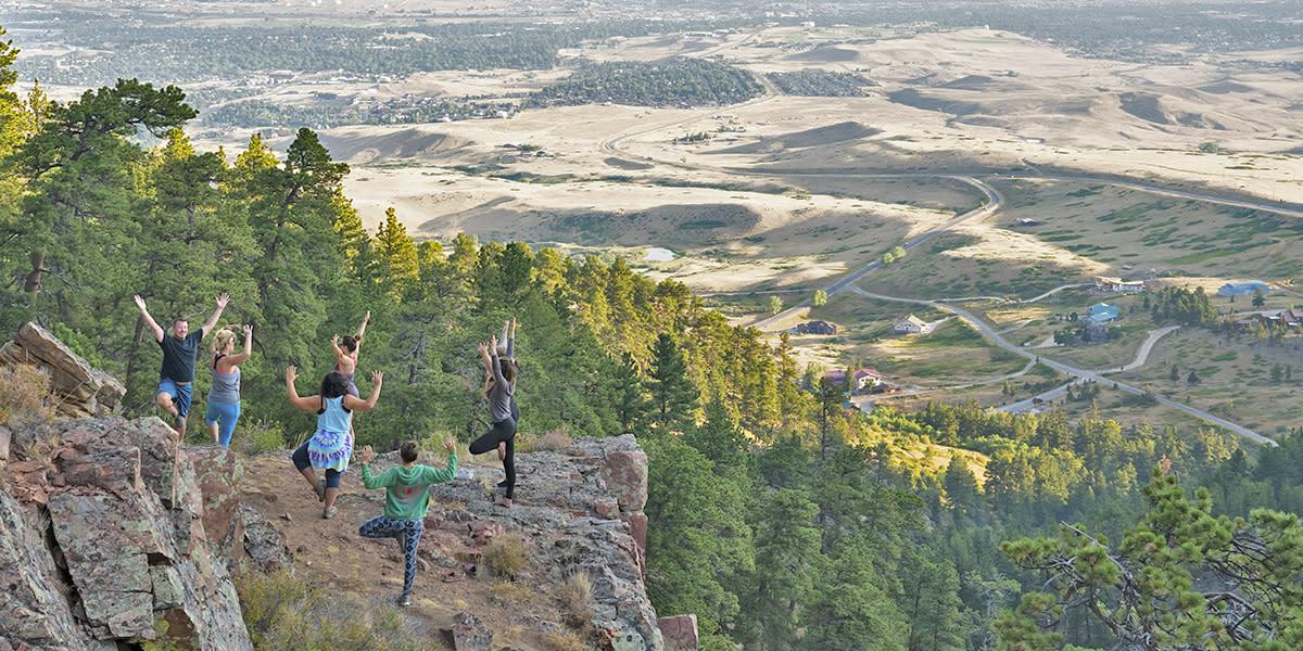 Mountain Side Yoga