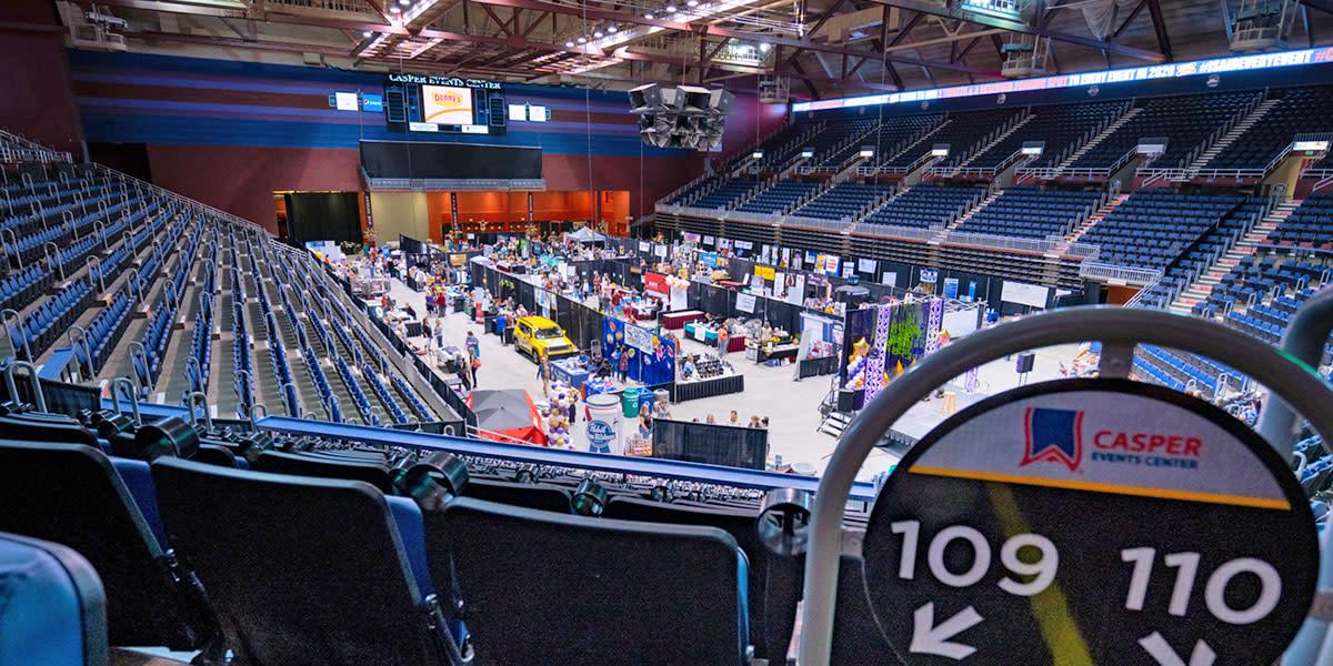 Casper Events Center Meeting