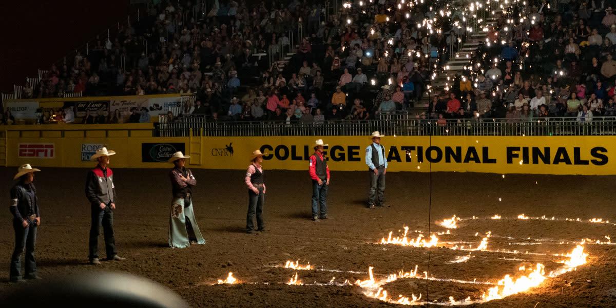 Casper Events Center Rodeo