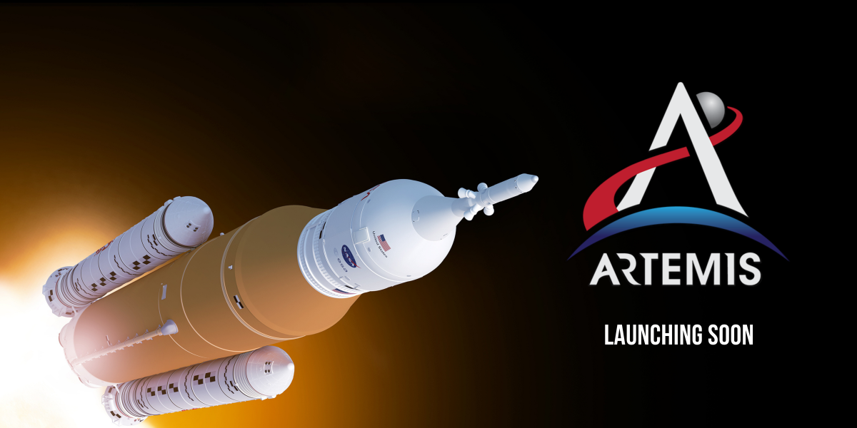 Artemis - launching soon