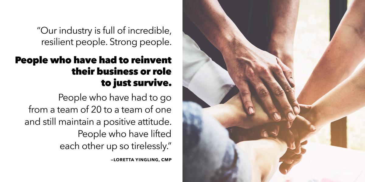 Loretta quote
