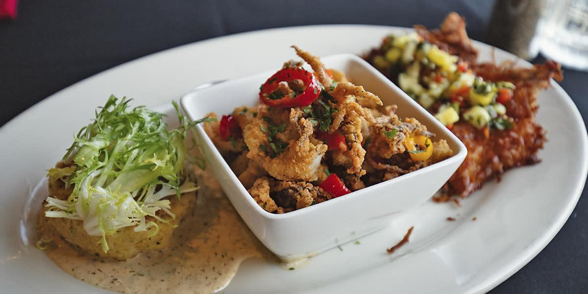Saltys Seafood Restaurant