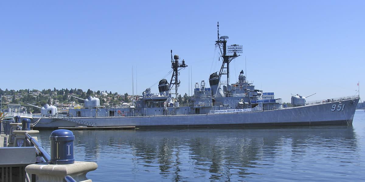 USS Turner Troy Bremerton