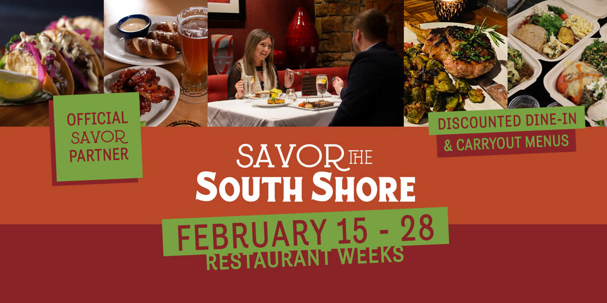 Savor the South Shore Facebook wide post