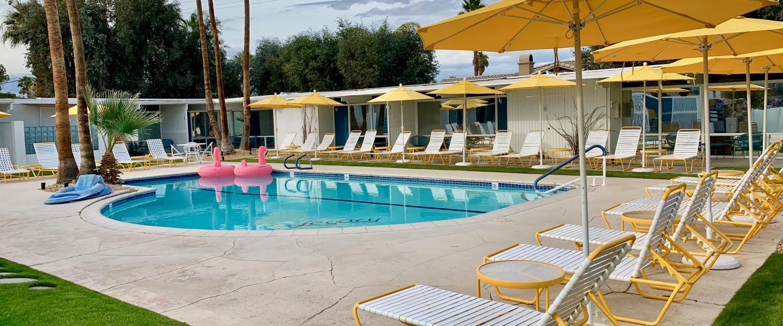 Tremendous Sleek Stays Midcentury Modern Hotels In Greater Palm Springs Download Free Architecture Designs Remcamadebymaigaardcom