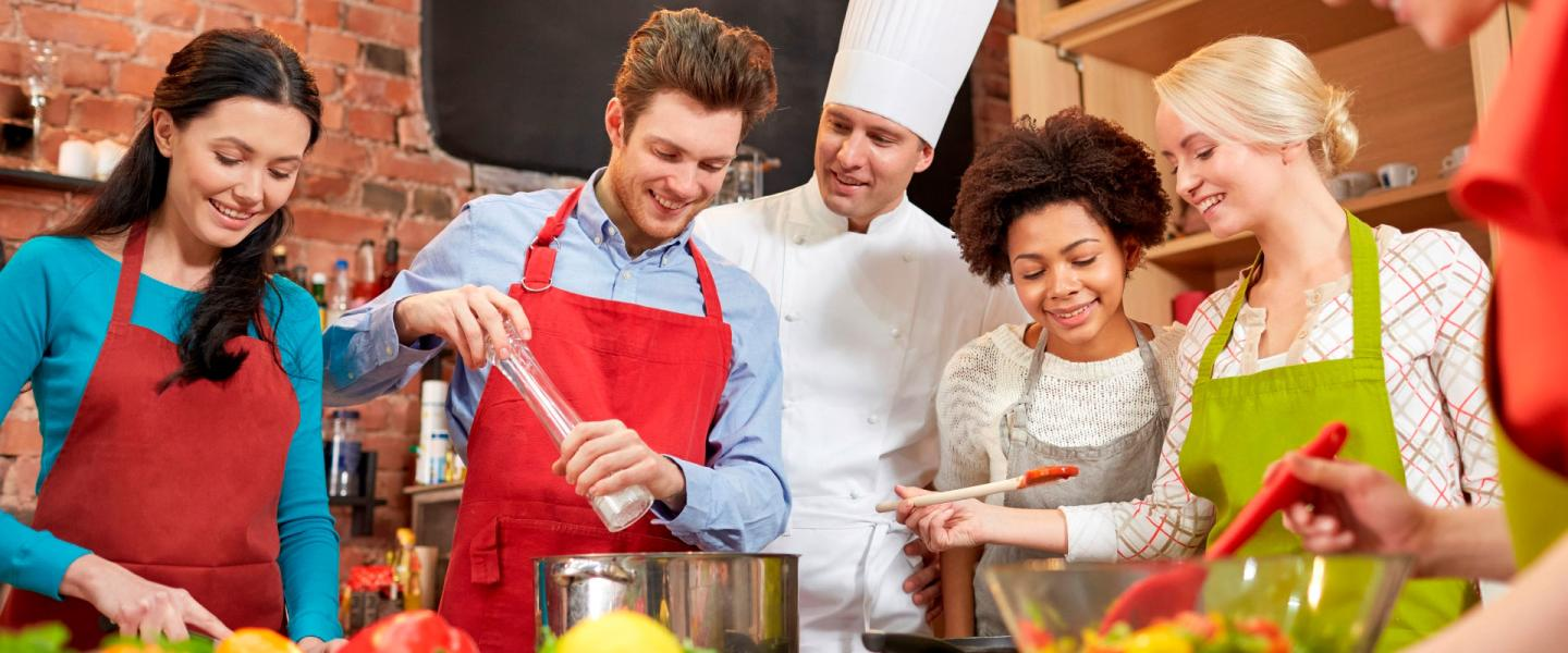 Get Cooking In Greater Palm Springs