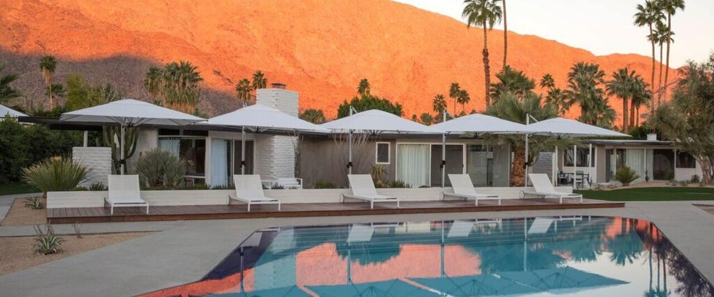 Palm Springs Hotels >> Boutique Hotel Hideaways In Greater Palm Springs