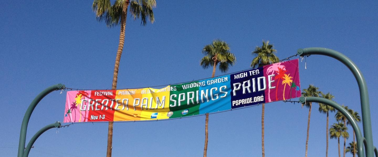 Your Guide to Celebrating Greater Palm Springs Pride 2019