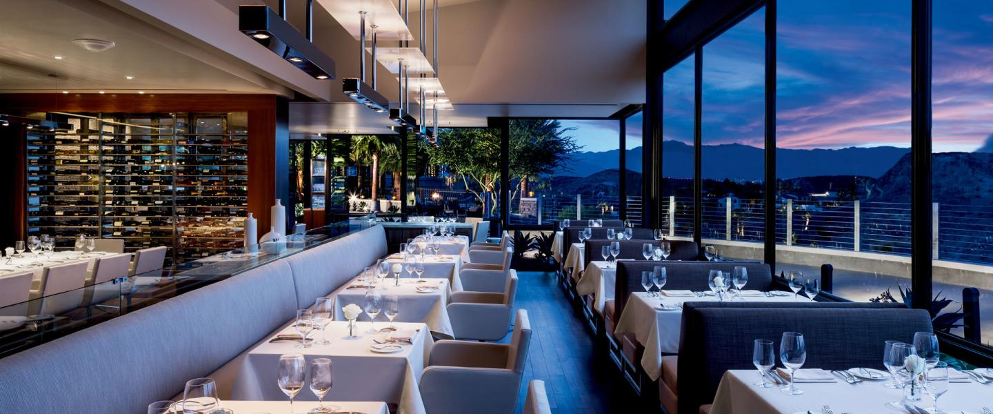Dine In Rancho Mirage