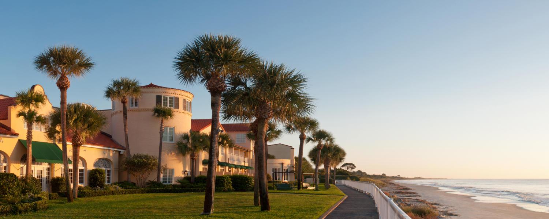 St Simons Island Hotels Golden Isles Ga Accommodations