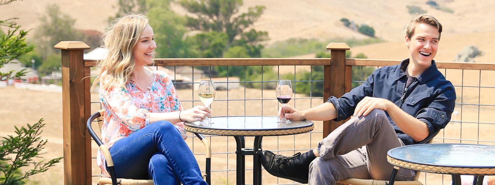 Wine Tasting in Harmony