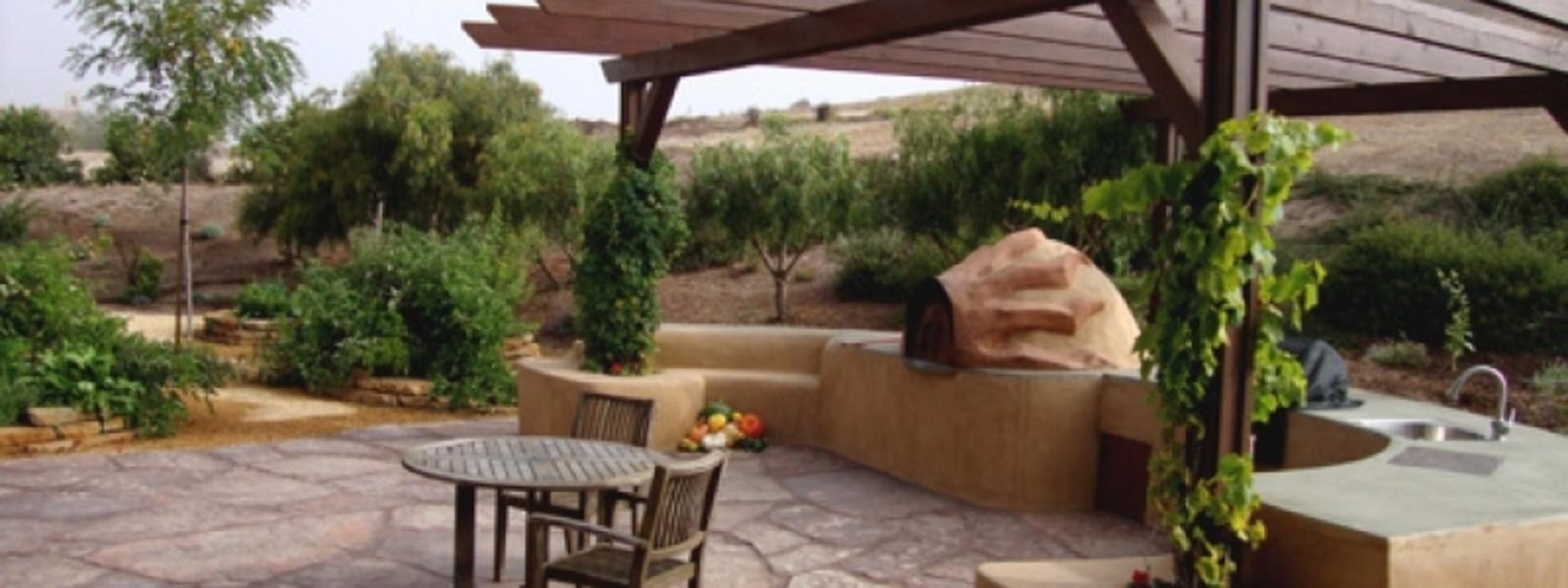 San Luis Obispo Botanical Garden Presents Build An Earth Oven Weekend Works