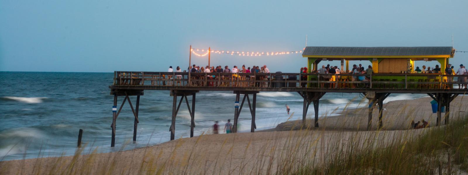 Carolina Beach Nc Boardwalk Boating