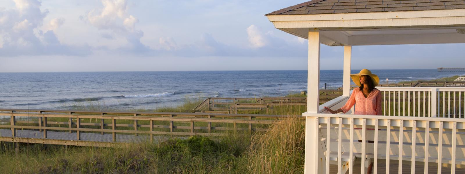 Kure Beach Area Information About Nc