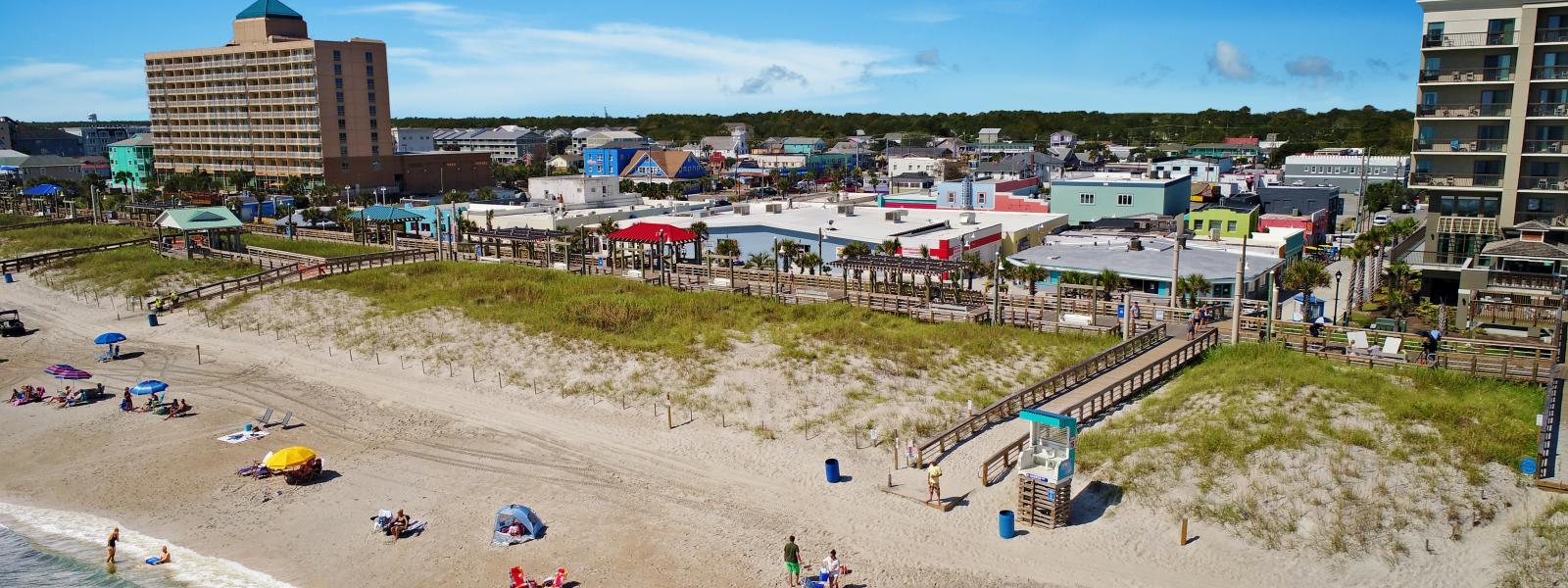 Carolina Beach Boardwalk Things To Do