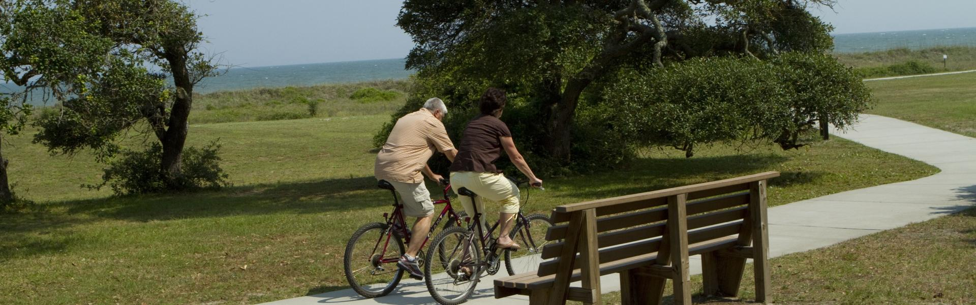 Bike Trails In Myrtle Beach Sc