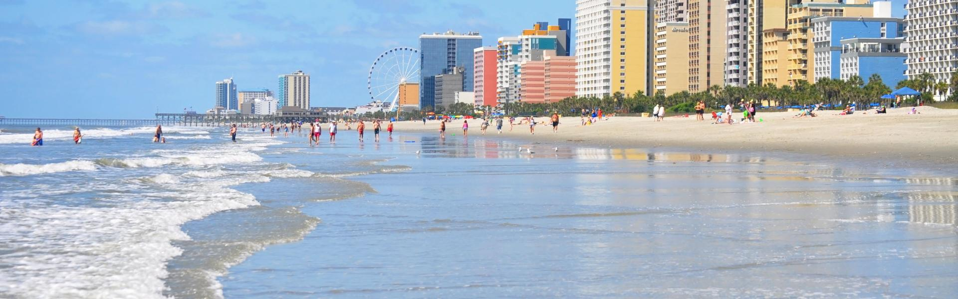 Myrtle Beach Free And Affordable Activities