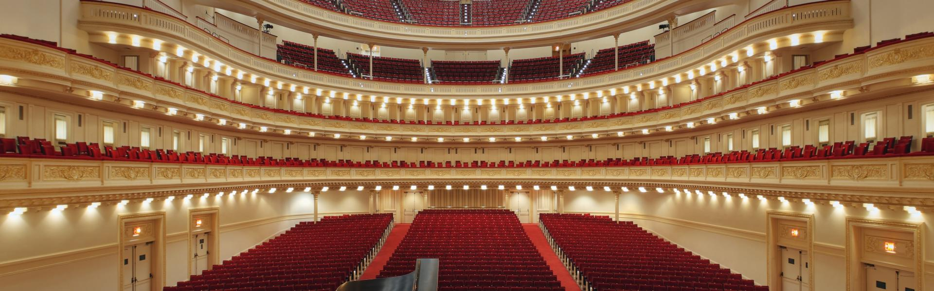 Carnegie Hall Interior
