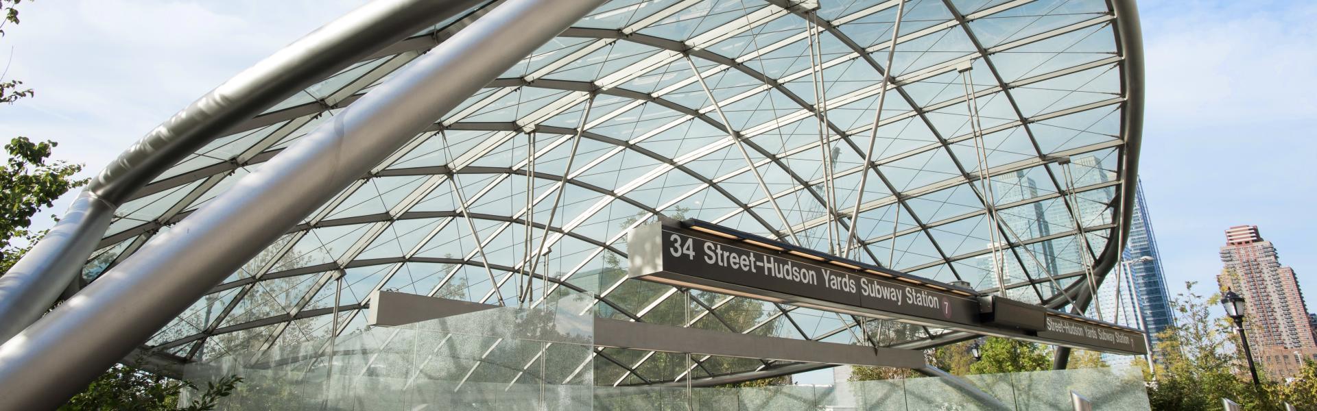 Hudson Yards, Subway, 7 Train
