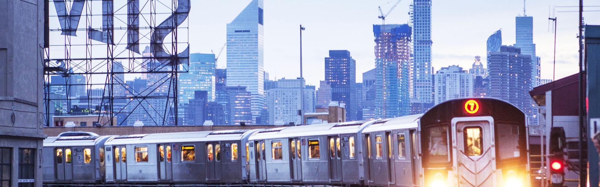 7 train, queens, subway,transportation, nyc