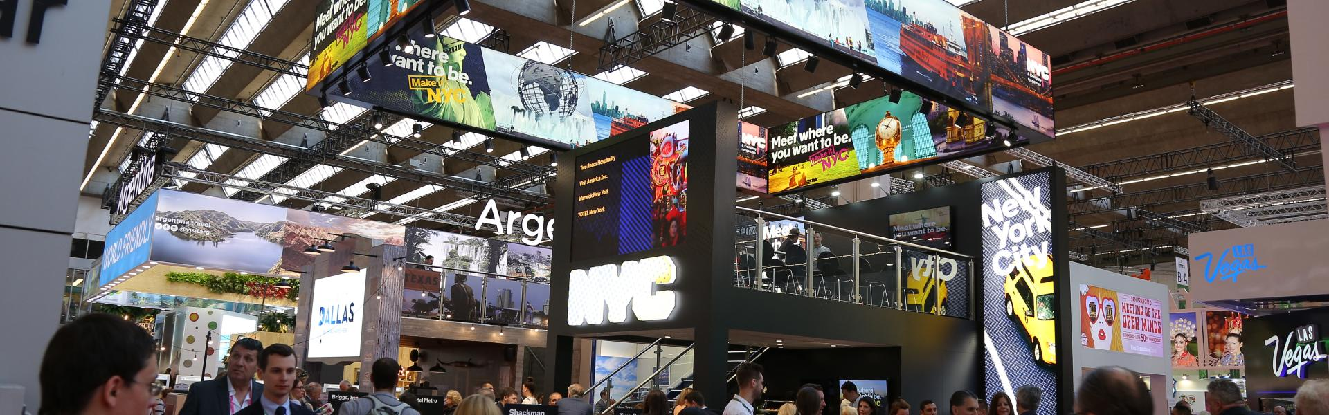 IMEX, Frankfurt, Trade Shoe Booth