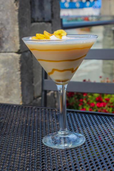 Banana Martini