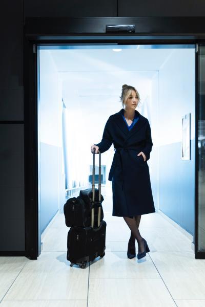 Kaley Cuoco, The Flight Attendant (HBO)