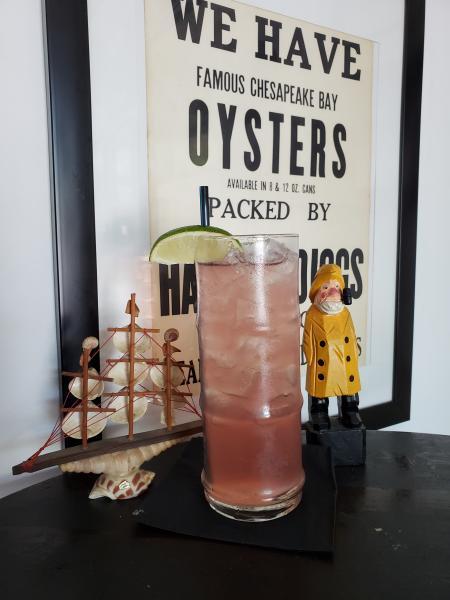 Sailor Oyster Bar cocktail