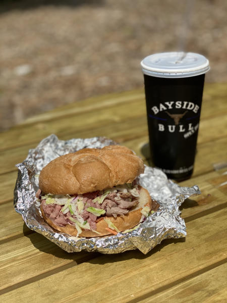 Bayside Bull Sandwich