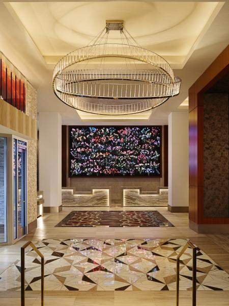 Live! Casino Hotel Lobby.