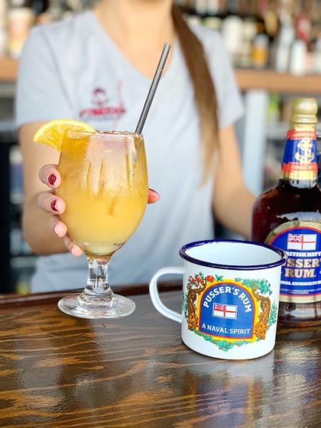 Essential painkiller from Pusser's