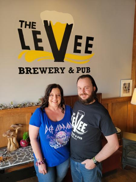 Levee Brewery- Peter