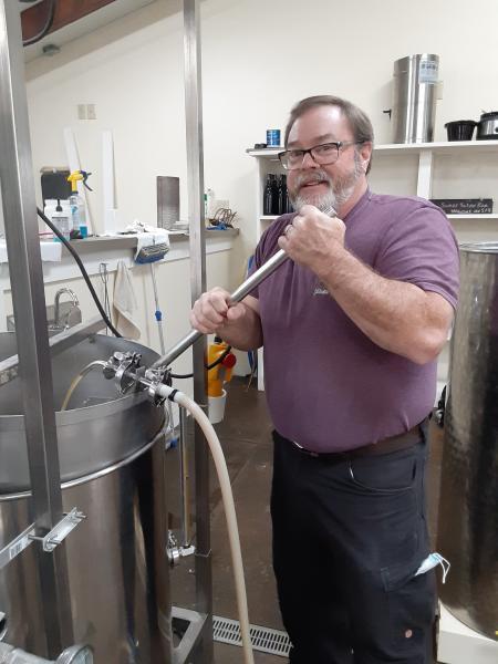 Catawba Farms Brewer - Frank Reinhardt
