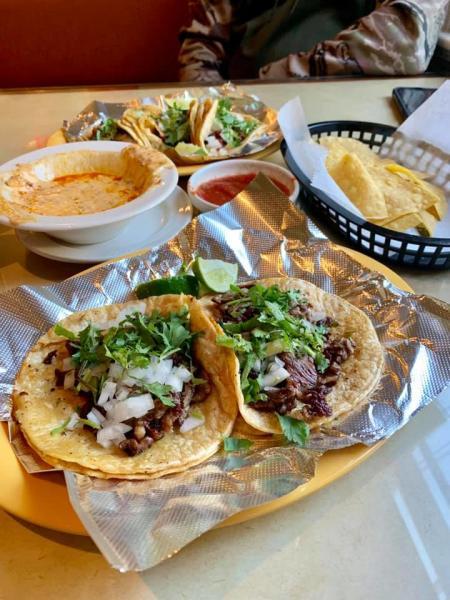 valle verde food tacos