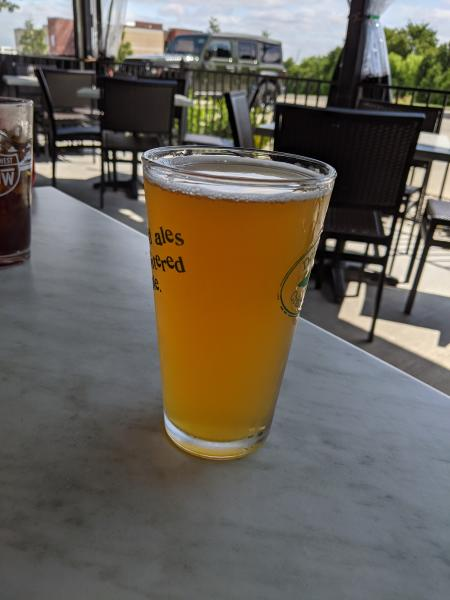 859 taproom beer with patio