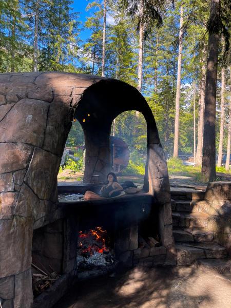 Cannibal Hot Tub at Paradise Village