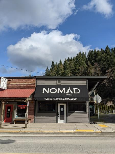 Nomad PNW Coffee in Wilkeson Washington