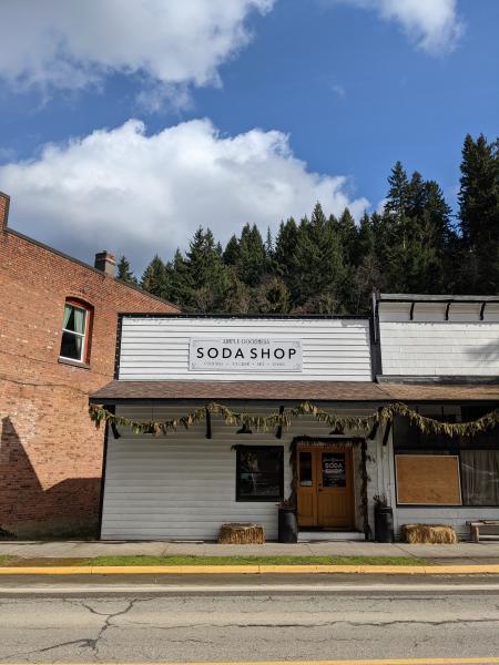 Simple Goodness Sisters Soda Shop in Wilkeson Washington