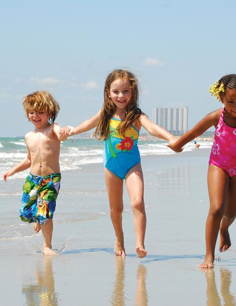 Your Family's Spring Break Belongs at The Beach