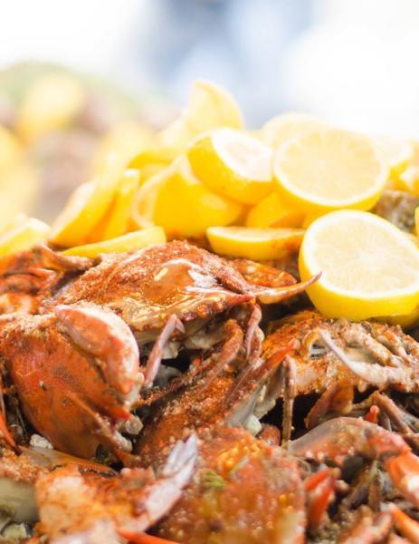World Famous Blue Crab Festival