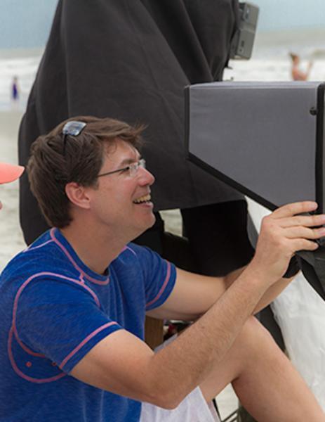 Filming in Myrtle Beach