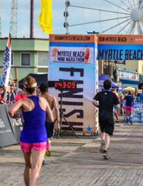 Running Myrtle Beach
