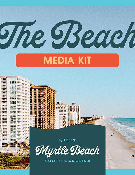 The Beach Media Kit