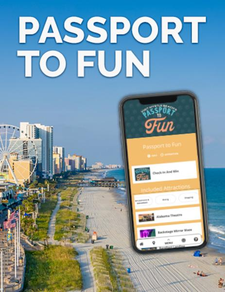 Get Your Passport, Plus A Chance to Win A Trip Back to the Beach