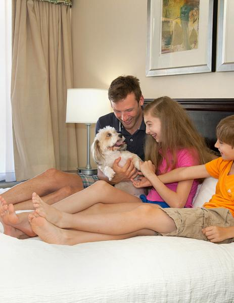 Pet-Friendly Places To Stay