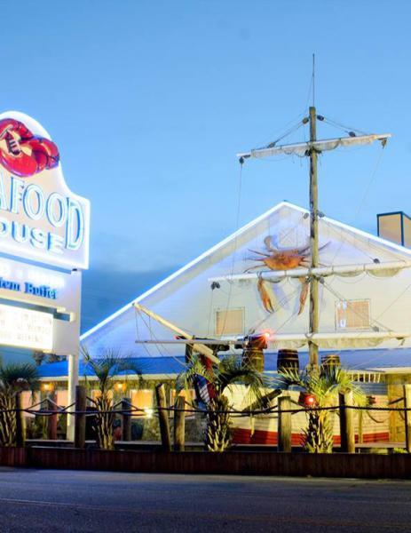 Pirates Table Calabash Seafood Buffet