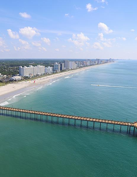 Springmaid Pier at DoubleTree Resort by Hilton