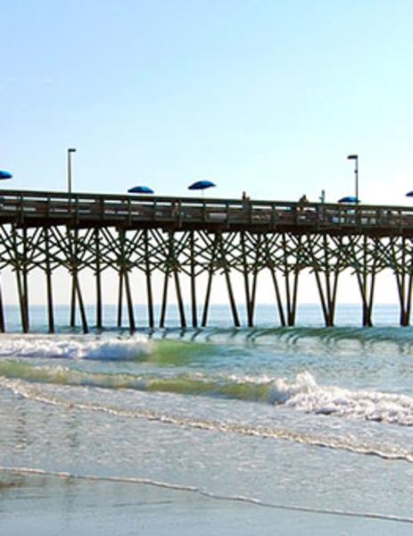Pier at Garden City